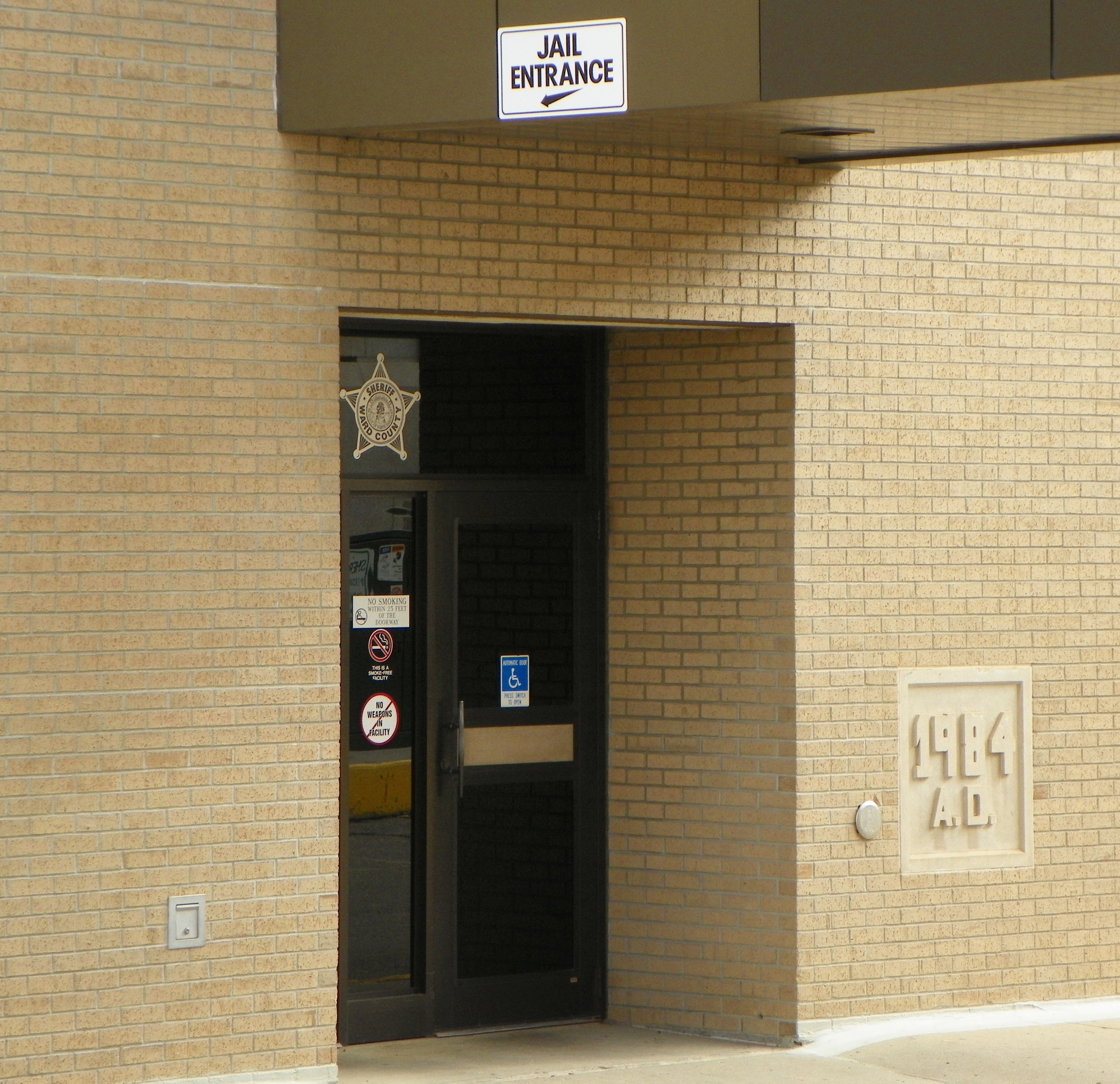 Ward County Detention Center | Ward County, ND - Official Website
